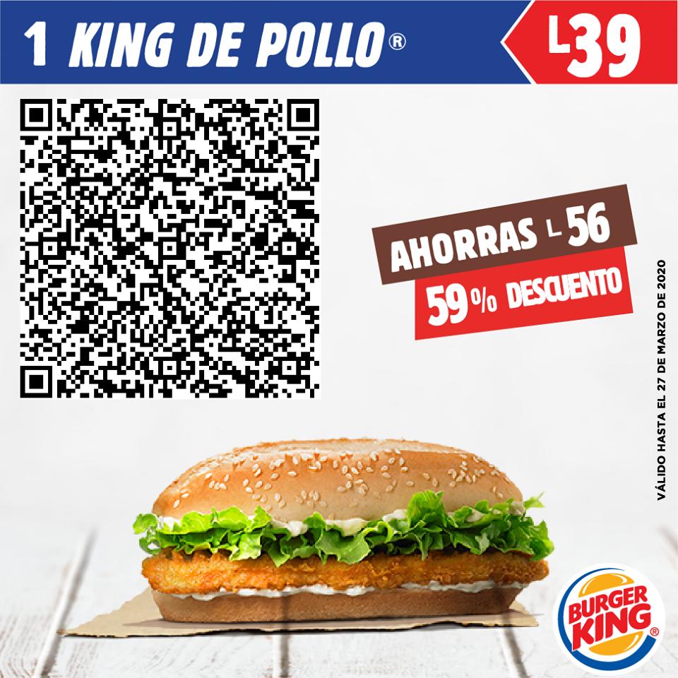1 King de Pollo