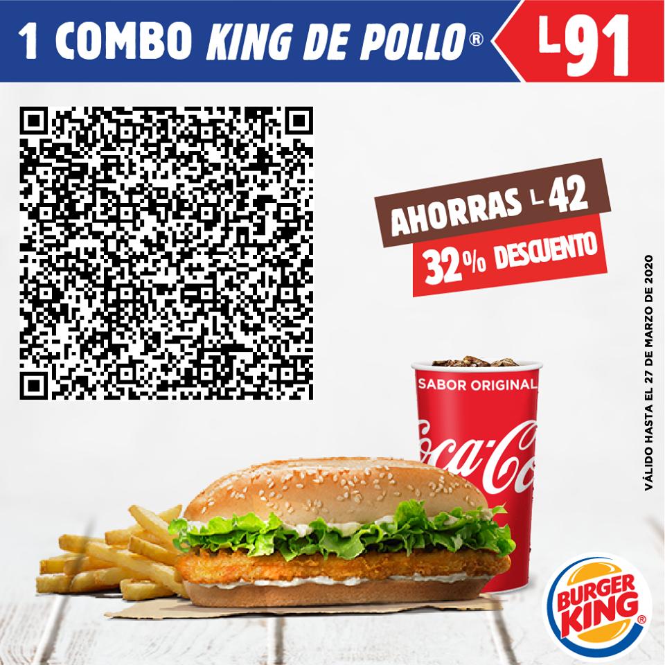 Combo King de Pollo